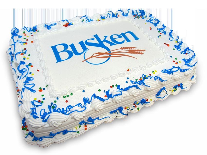 Cakes Busken Bakery