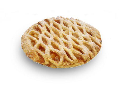 Busken Bakery Apple Lattice Pie